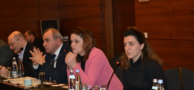 EWMI ACCESS Hosts Open Discussion on Autonomy of Higher Education Institutions in Georgia