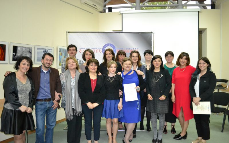 Non-Profit Management Course Builds Georgian CSOs into Sustainable and Strong Organizations