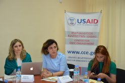 Working Meetings between Donor Organizations and Regional CSOs