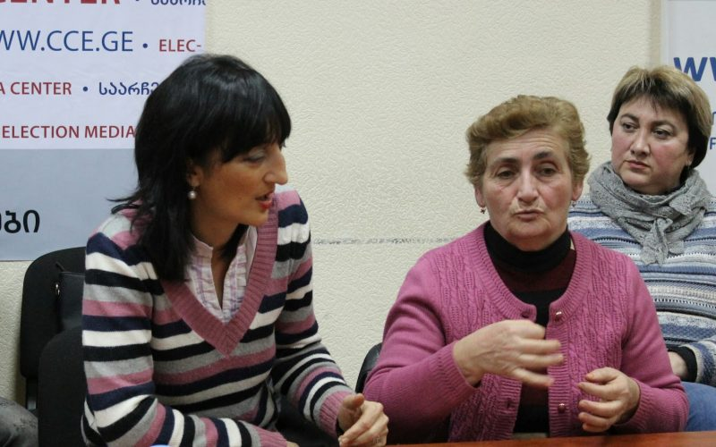 Telavi Center for Civic Engagement – Leading Advocate for Deaf Community