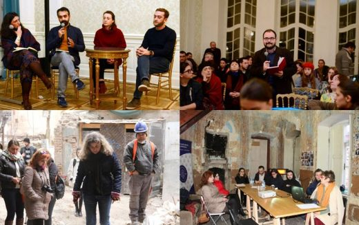 EWMI ACCESS Grantees Engage in Advocacy for Urban Development Problems