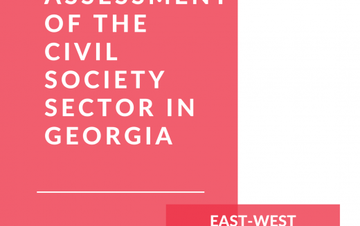 Assessment of the Civil Society Sector in Georgia