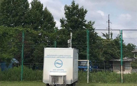 Poti Government Approves Citizen Petition for Permanent Air Quality Monitoring in the City