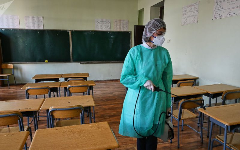 Examining Pandemic-induced Learning Loss in Georgia